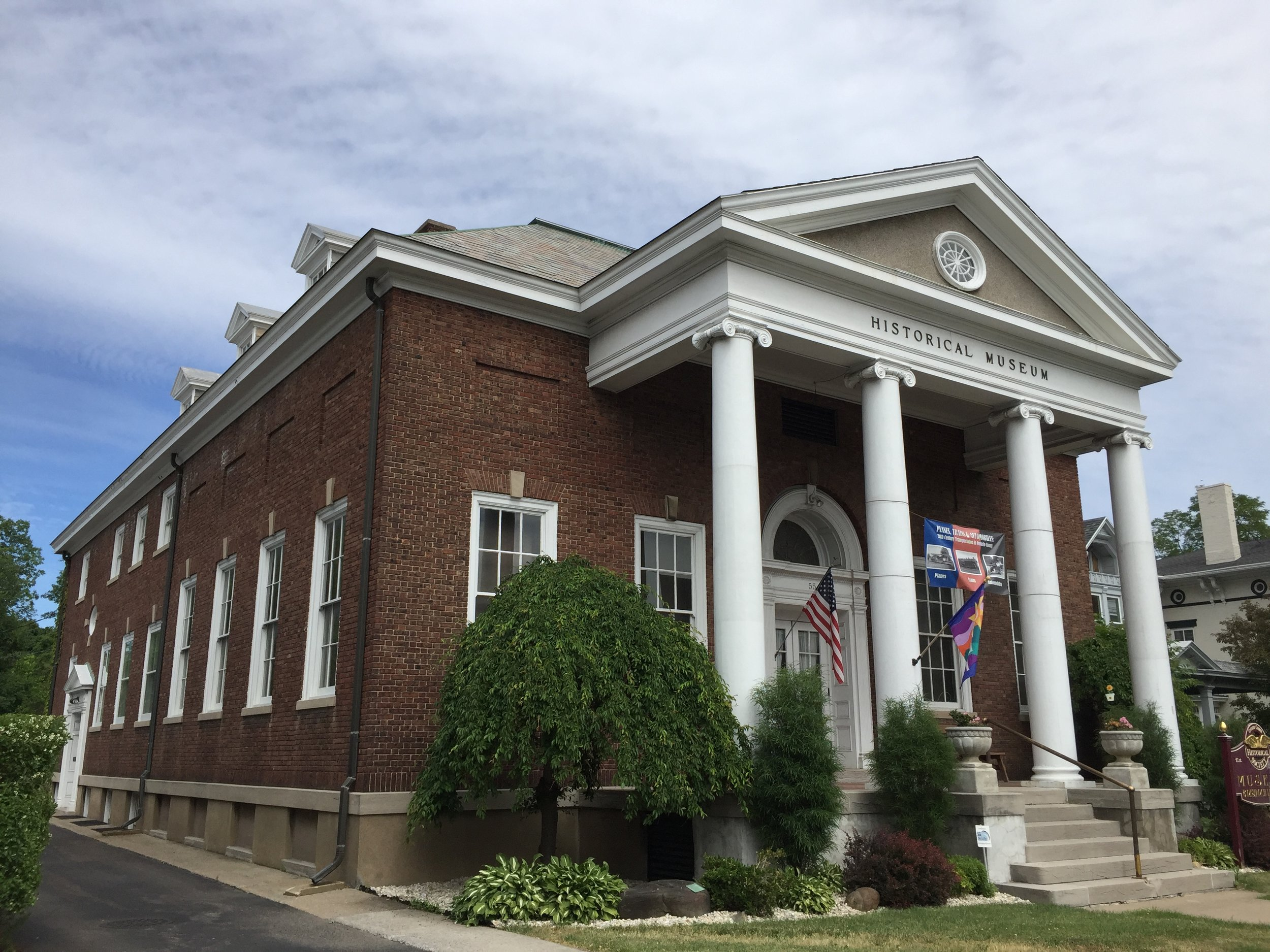 Ontario County Historical Society Museum
