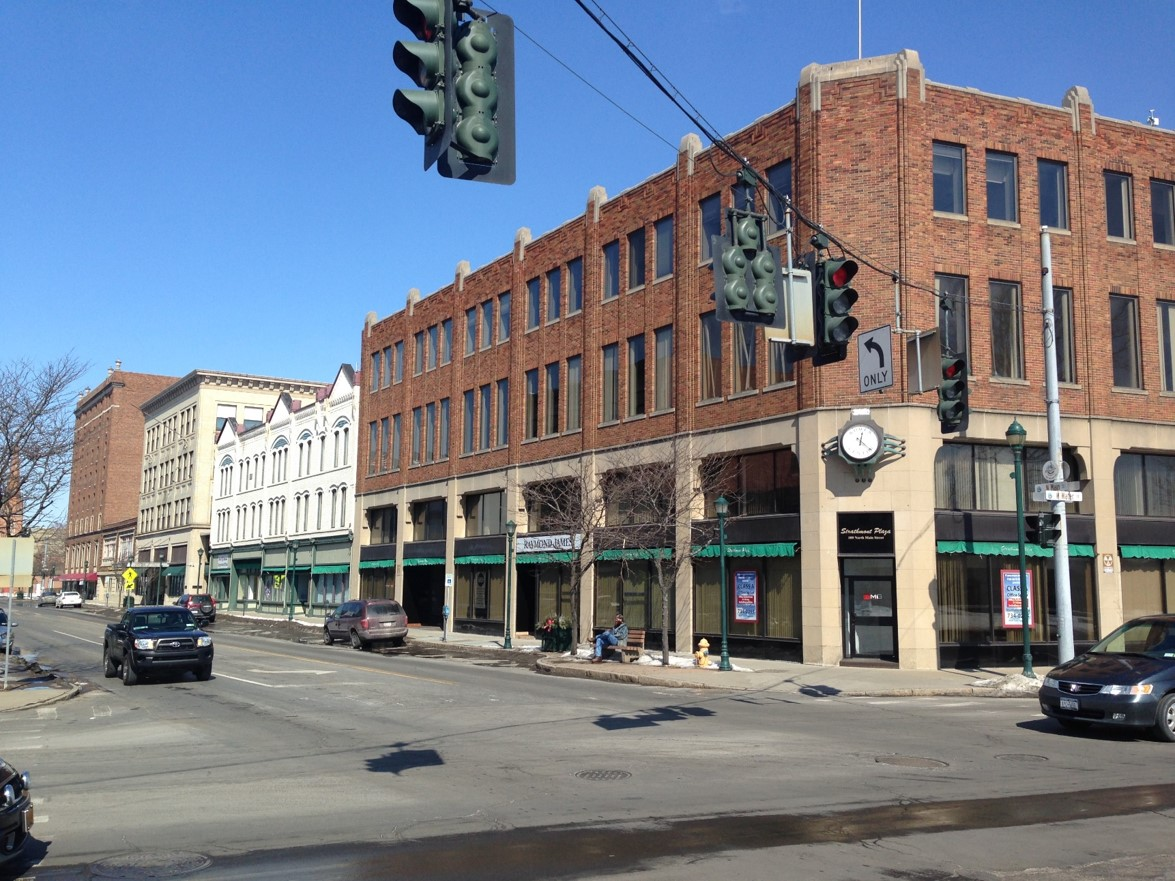 Elmira's North Main and West Water Street Historic District