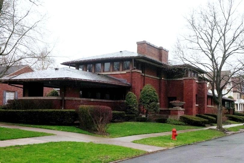 Buffalo's Elmwood (East) Historic District