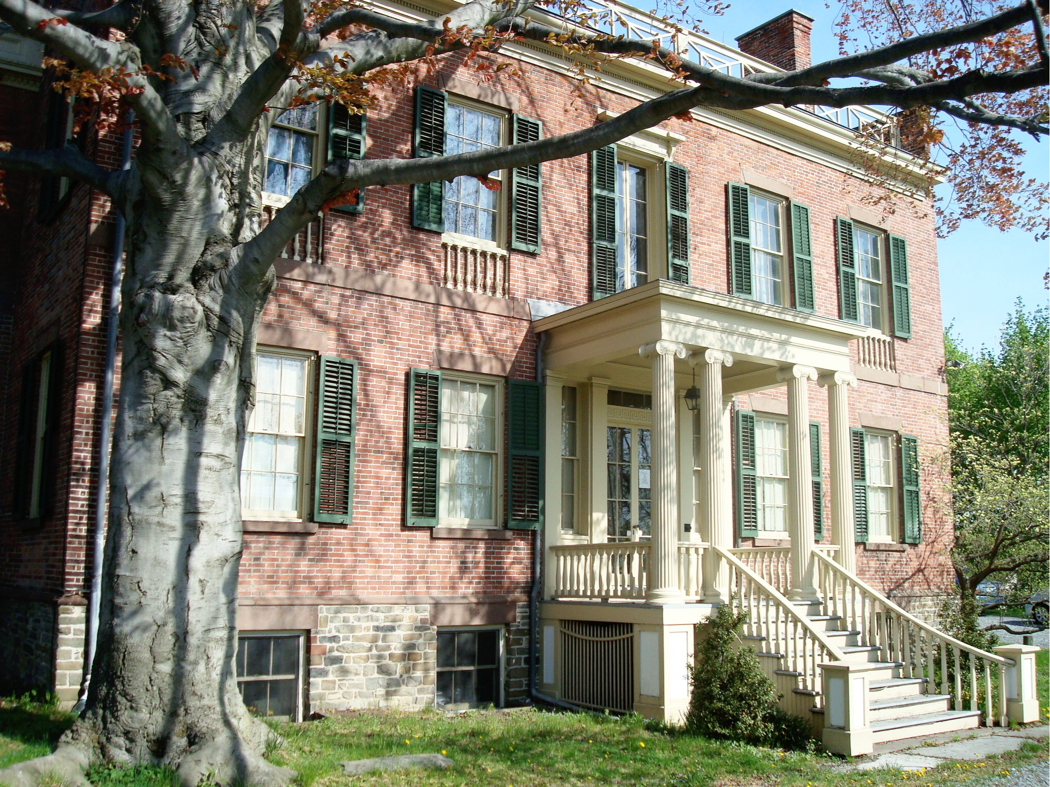 Historic Albany Foundation (Ten Broeck Mansion