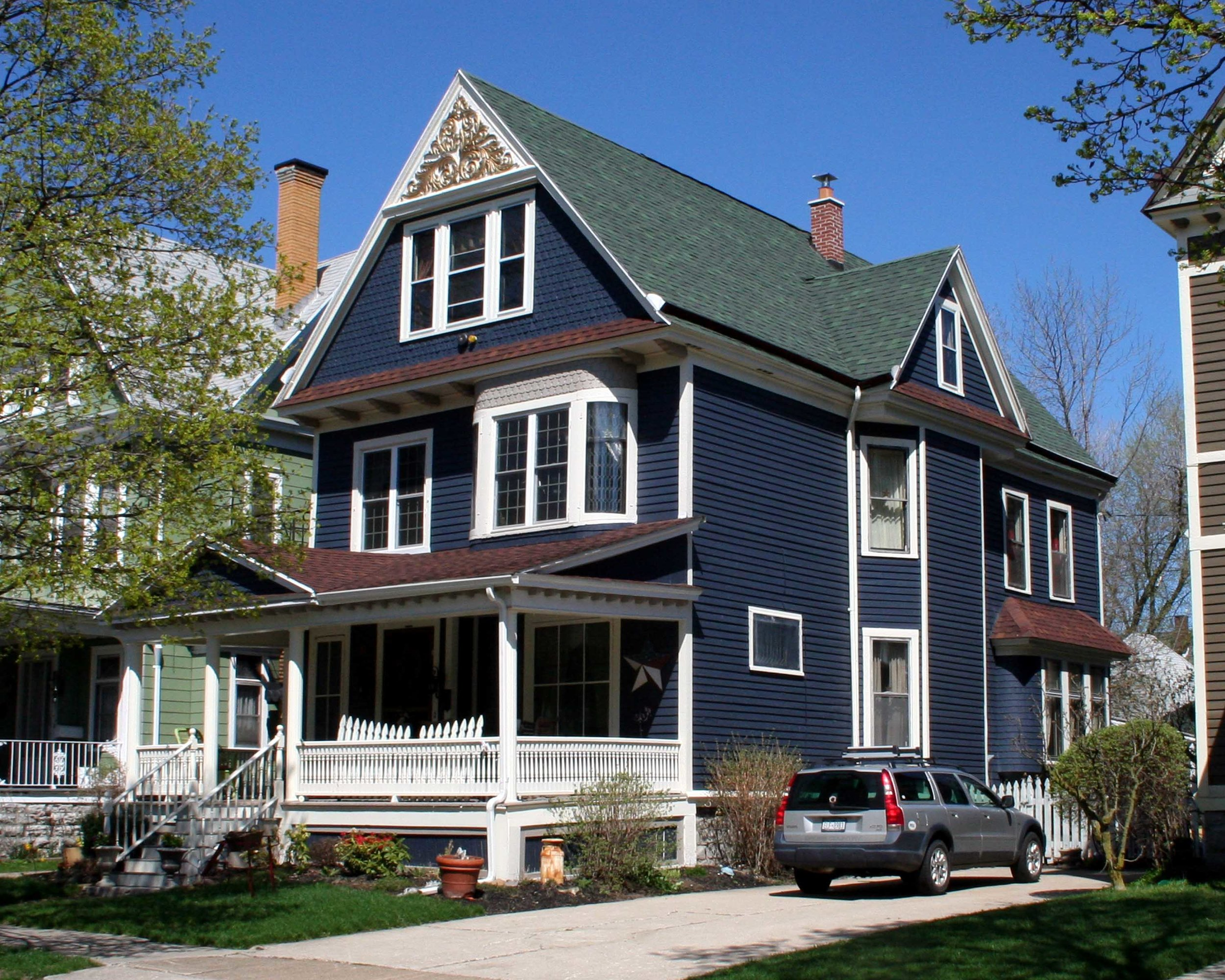 Elmwood West neighborhood of Buffalo