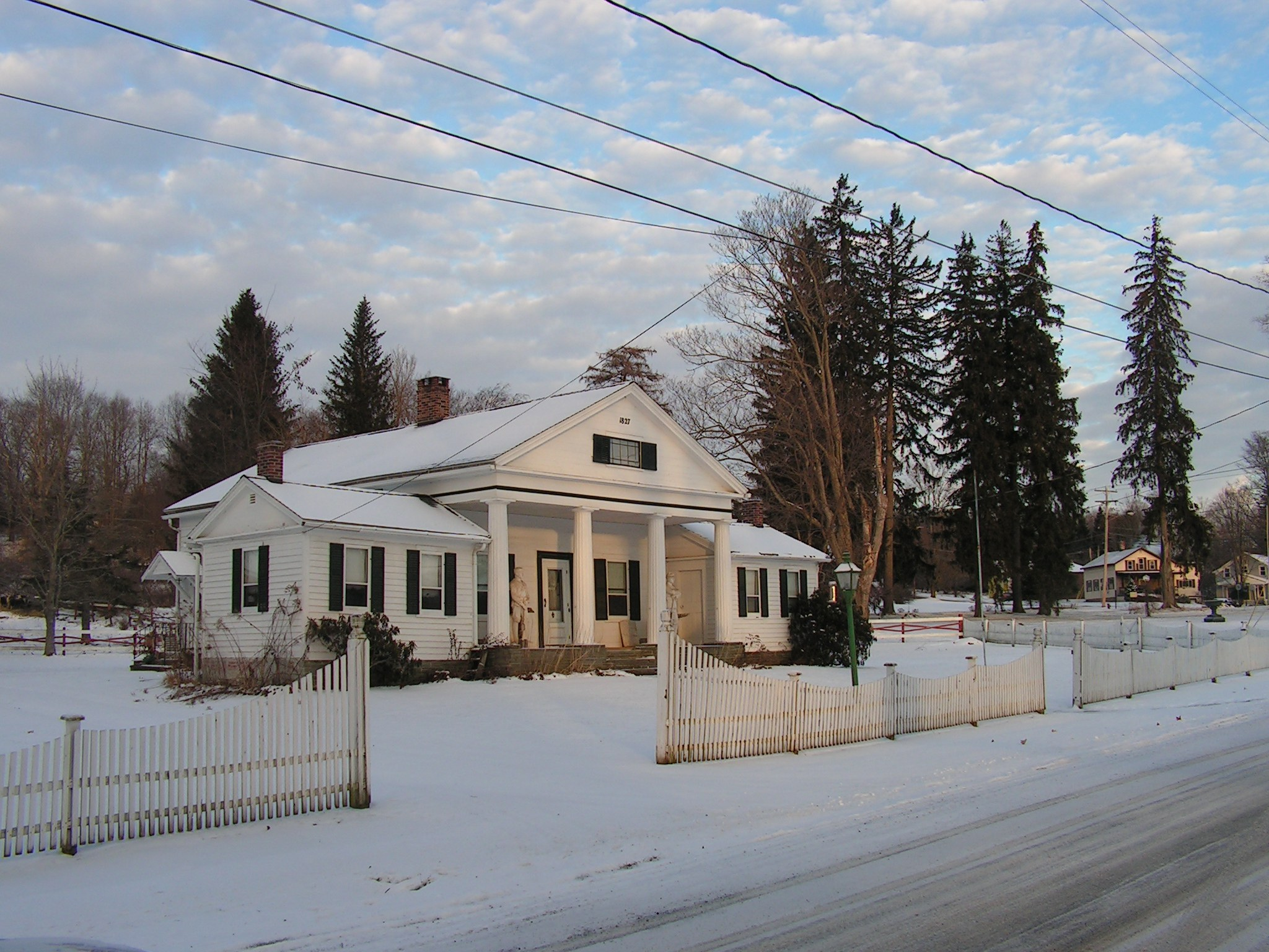 Guilford Historical Society Guilford, Chenango County