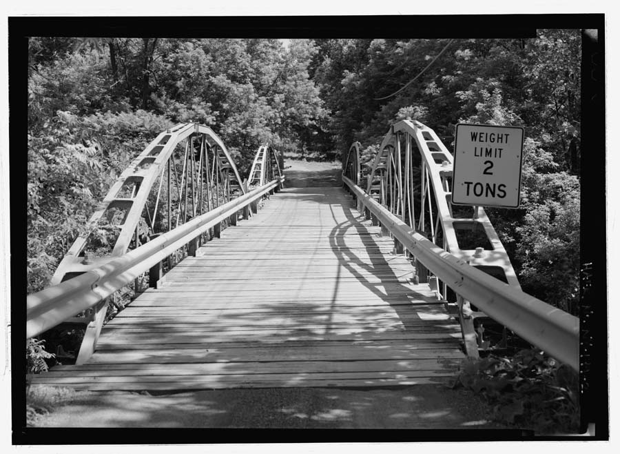 Shaw Bridge, The Town of Claverack  Columbia County