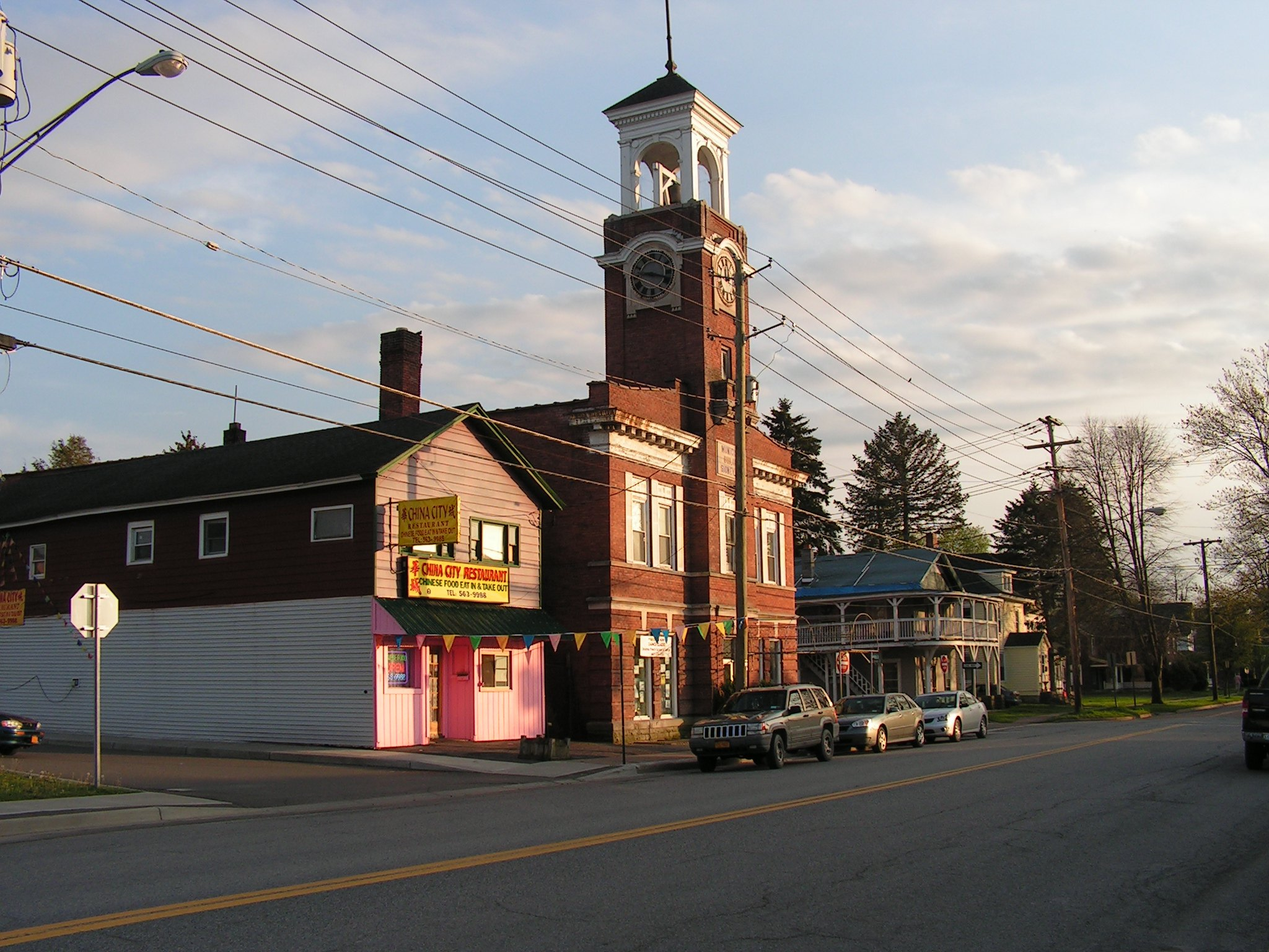 The Village of Sidney Delaware County