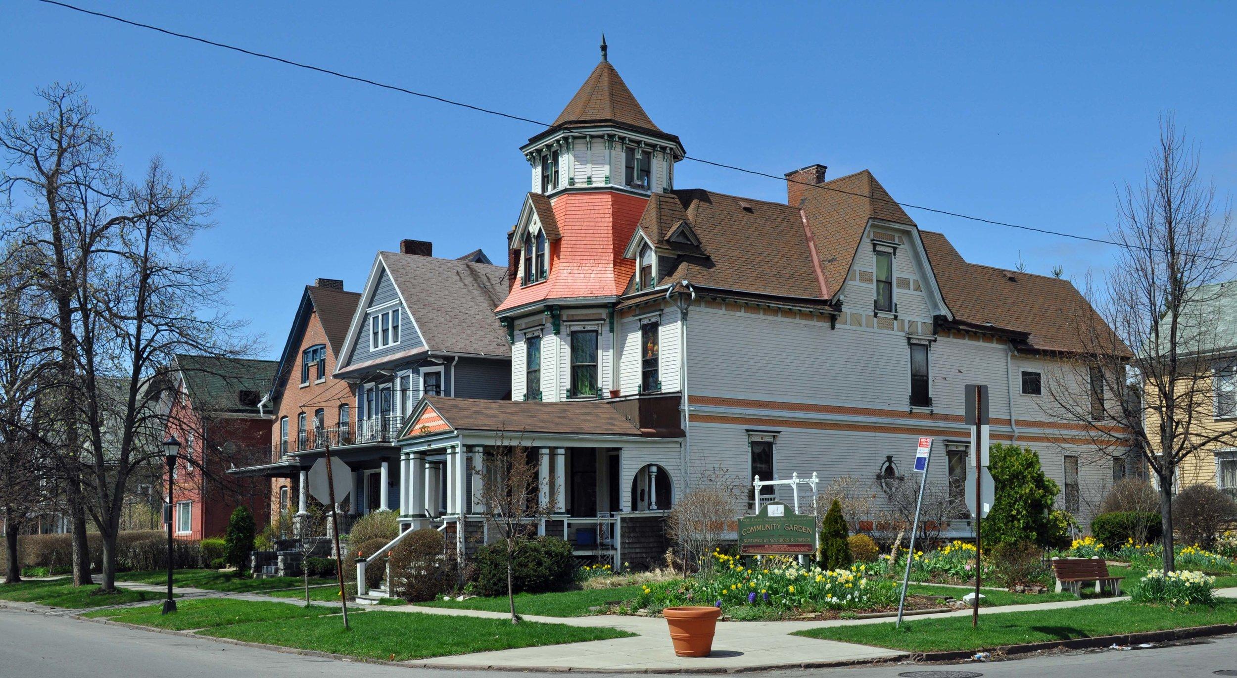 Fargo Estate, Kleinhans Music Hall Management Buffalo, Erie County