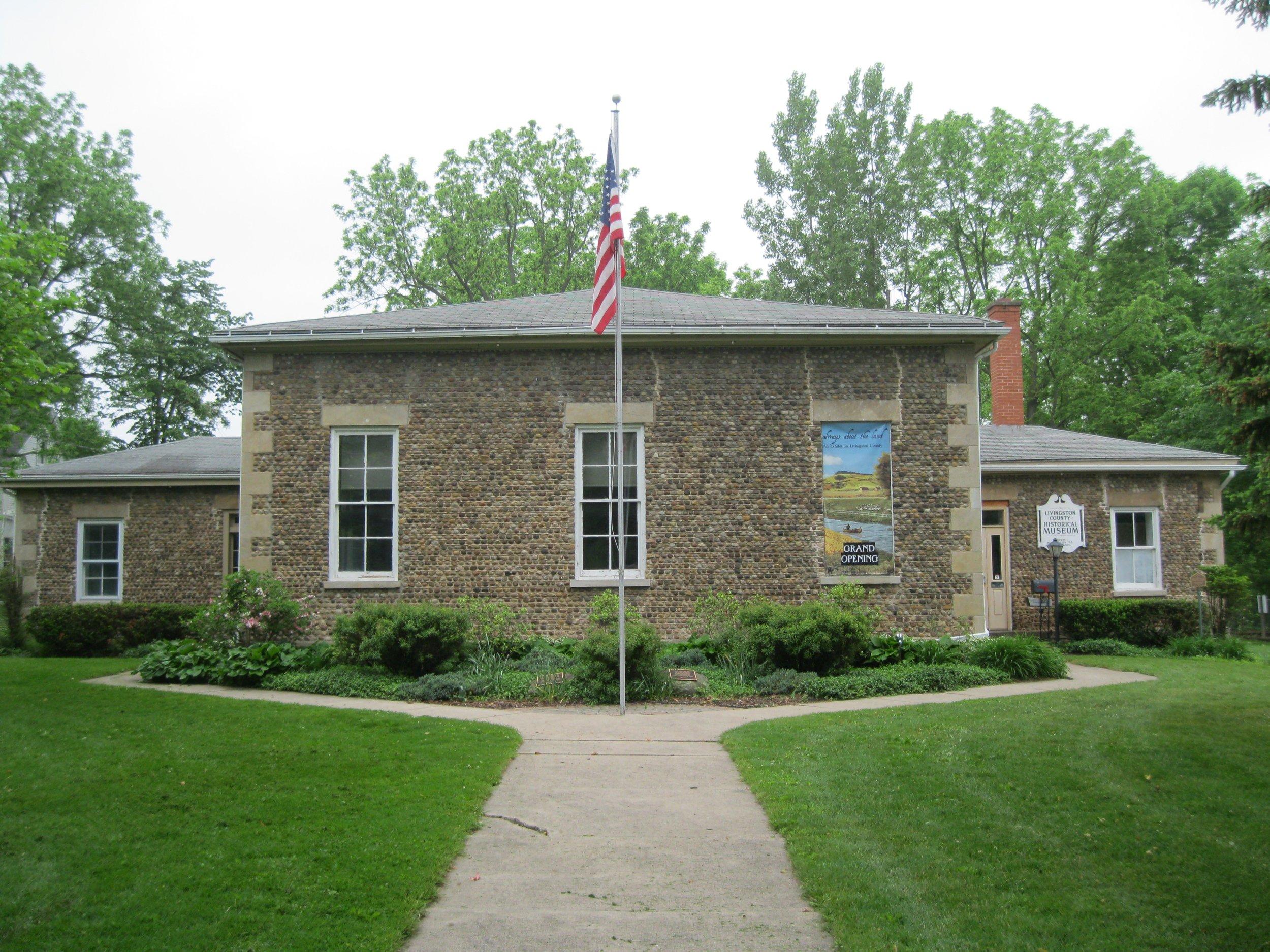 livingston county museum