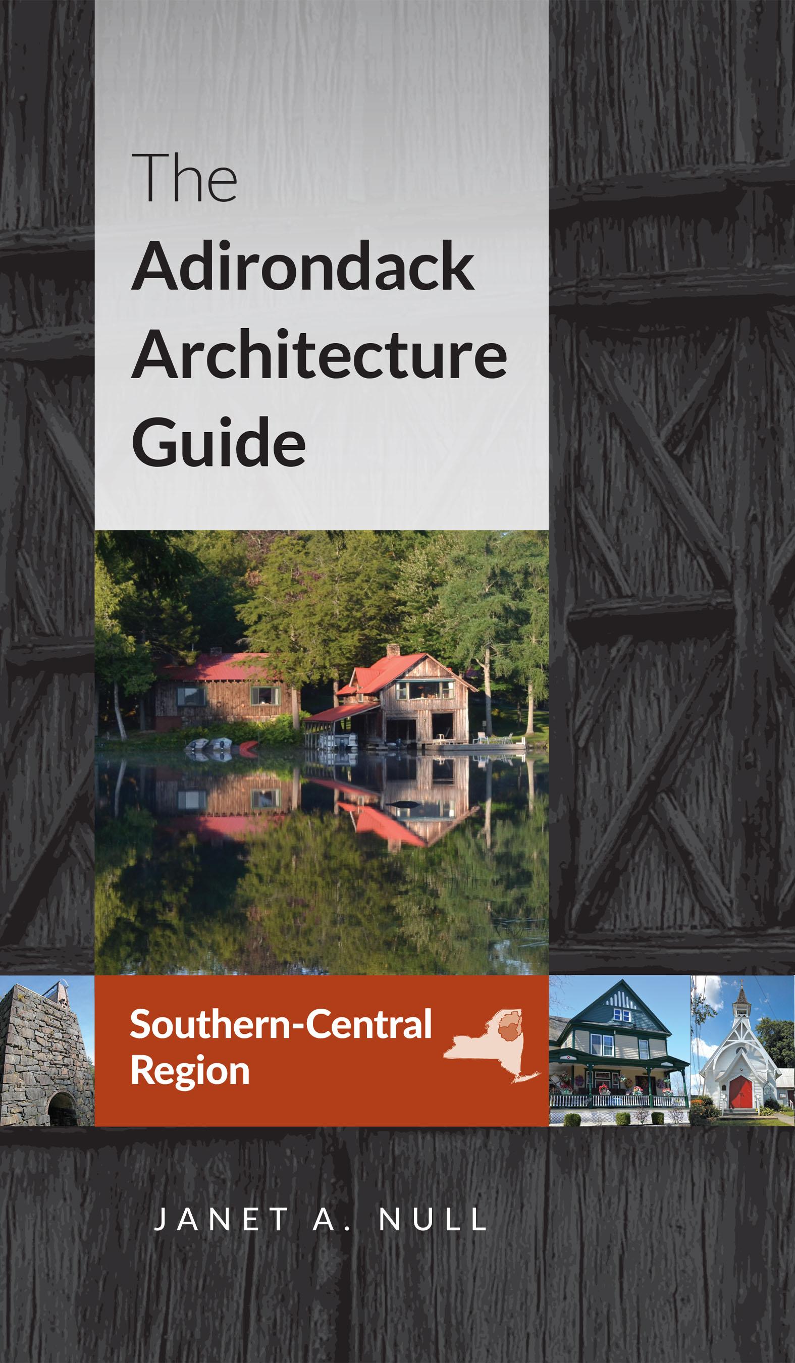 Adirondack Architecture Guide Book Cover