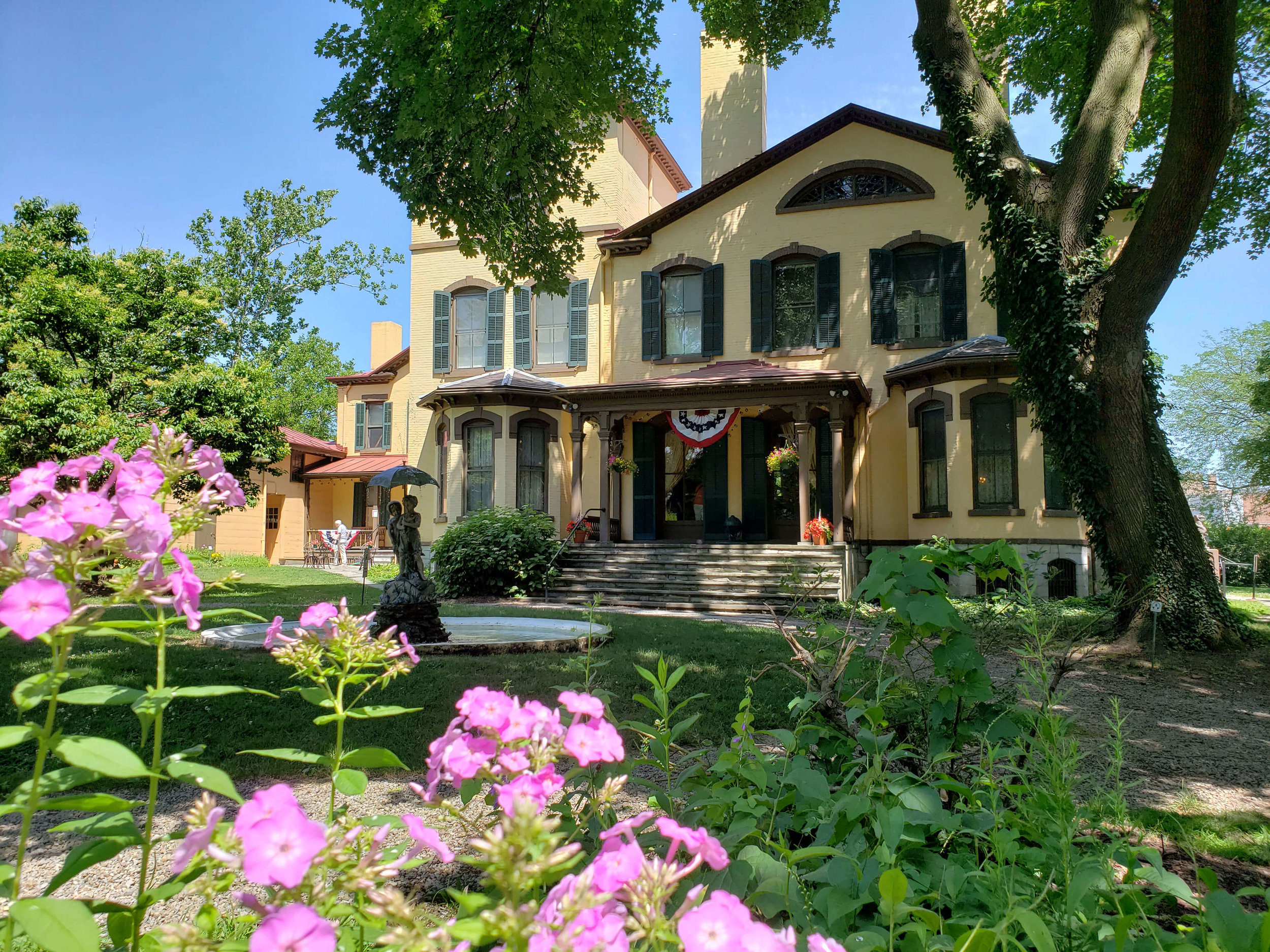 Cayuga County: Seward House Museum - Seward House Museum Building Condition Report