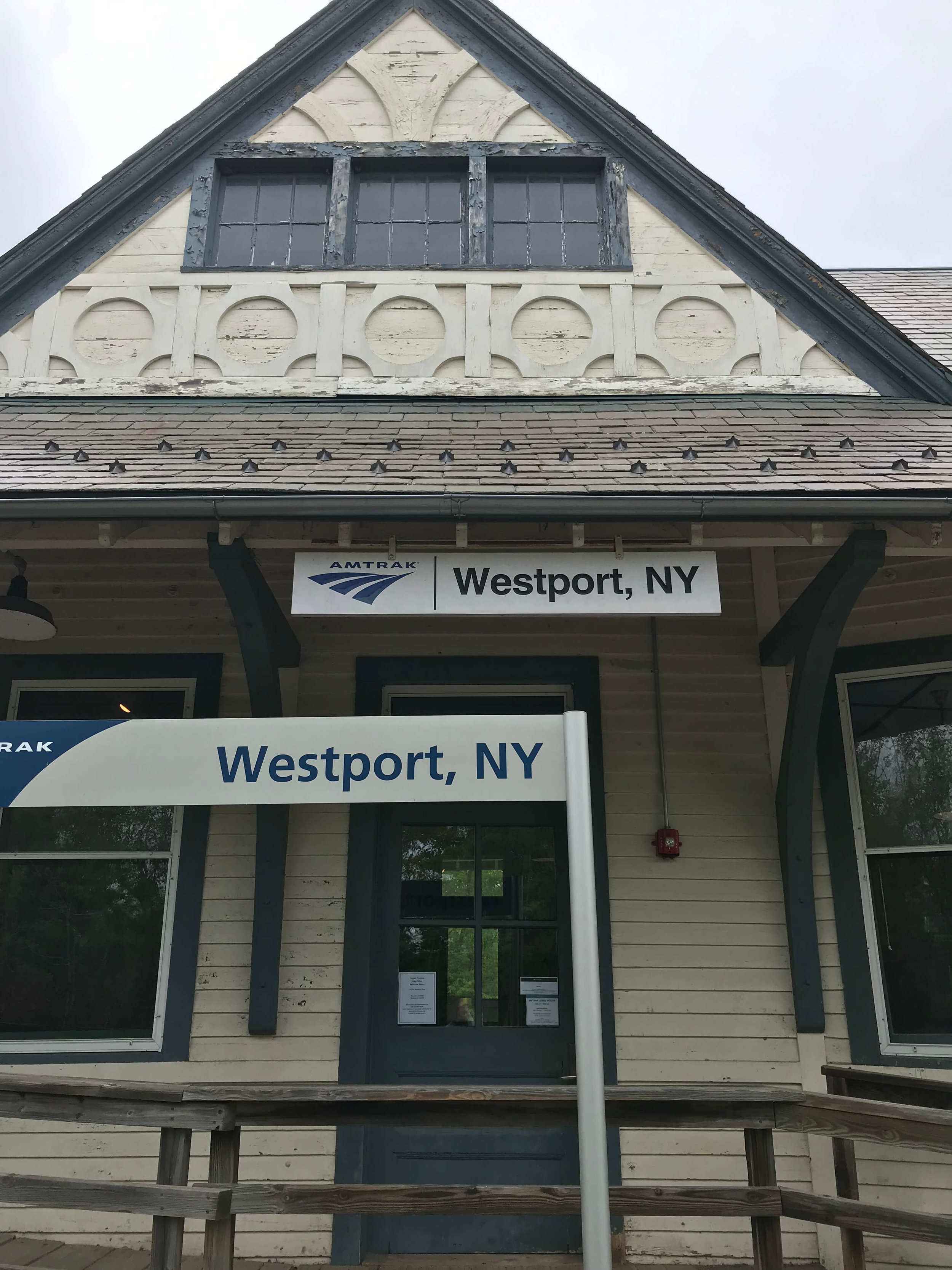Essex County: The Depot Theatre, Inc. - Westport Train Depot (Depot Theatre) Building Condition Report