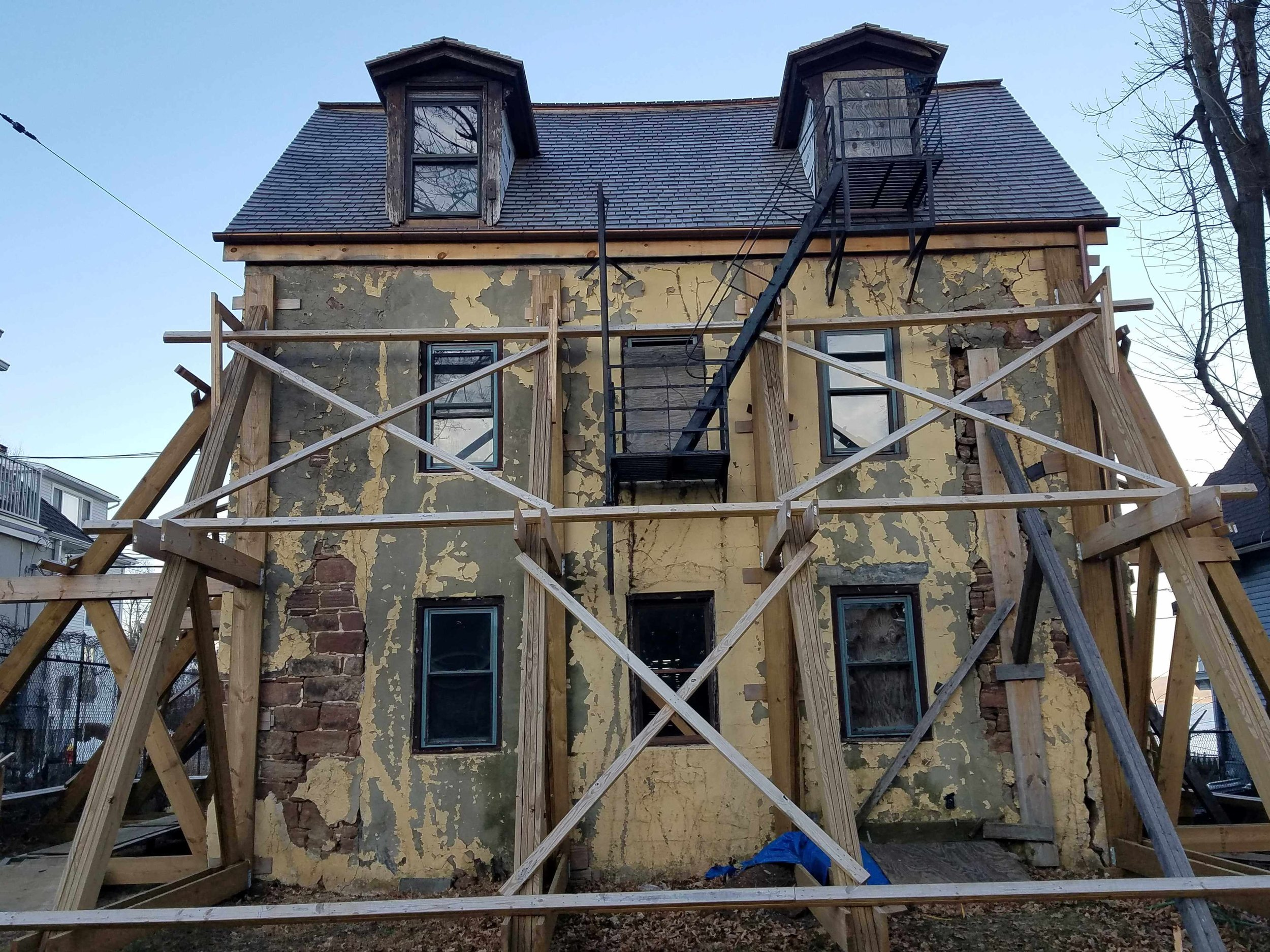 Rockland County: John Green Preservation Coalition - John Green House Building Condition Report