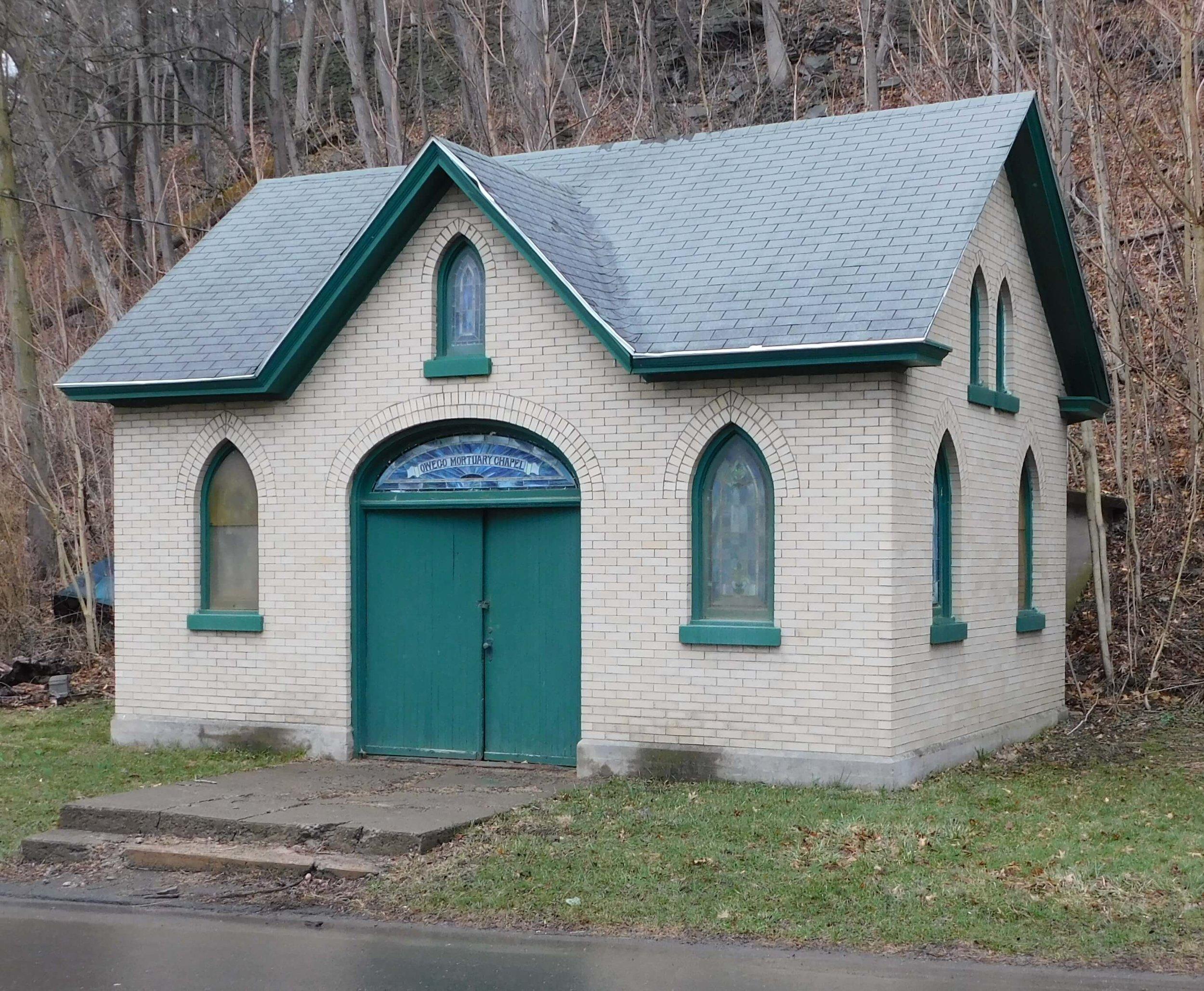 Tioga County: Village of Owego - Evergreen Cemetery Cultural Landscape Report