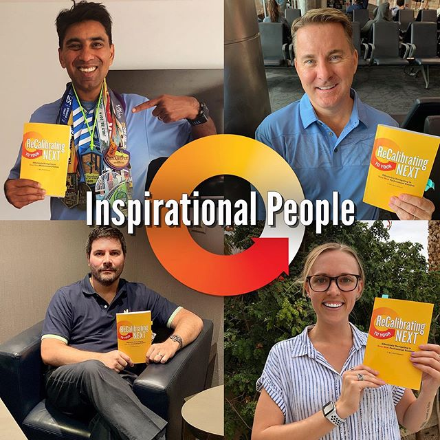 💥ReCalibrating to Your NEXT |  Inspirational People! 💥⁣ ⁣ For the last several months you have been inquiring about the amazing, innovative, inspiring people featured in our book. Here are they are along with a link to our website providing snippets of their ReCalibration Stories and what pages to find them on in the book.⁣ ⁣ But it won't stop there!⁣ ⁣ Because of your comments and inquiries, we will be adding recordings of live interviews of these and other remarkable people to our online membership site.⁣ ⁣ We're so excited for our launch later this month!⁣ ⁣ To show you all just how much we appreciate you we'll also be providing a free one-week subscription to our social media followers prior to launch. You definitely don't want to miss it - so stay tuned.⁣ ⁣ We appreciate YOU.💥⁣ YOU are inspiring to us.💥⁣ ⁣ ReCalibrateToday.com/ReCalibration-Stories⁣ #ReCalibratingtoYourNEXT ⁣ ⁣ #inspiration #motivation #motivationfriday #fridayvibes #fridaymotivation #bookworm #bookstagram #bookcommunity #selfhelpbook #inspirationalpeople #successmore #successstories #motivationalposts #fridaymotivational #ReCalibrateToday