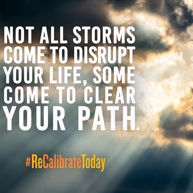 When the storm rips you to pieces, you get to decide how to put yourself back together again.⁣ ⁣ Difficulty isn't meant to defeat you; it's meant to promote you. A setback is simply a setup for a greater comeback.⁣ ⁣ 💥 Join Us ReCalibrate Today 💥 |  ReCalibrateToday.com⁣ ⁣ #wednesdaymotivation #ReCalibratingtoYourNEXT ⁣ ⁣ #perspective #changeforthebetter #thrive #bethebestyou #thursdaythoughts #thursdaymotivation #motivationalquote #change #bepositive #motivation #changeforthebetter #thrive