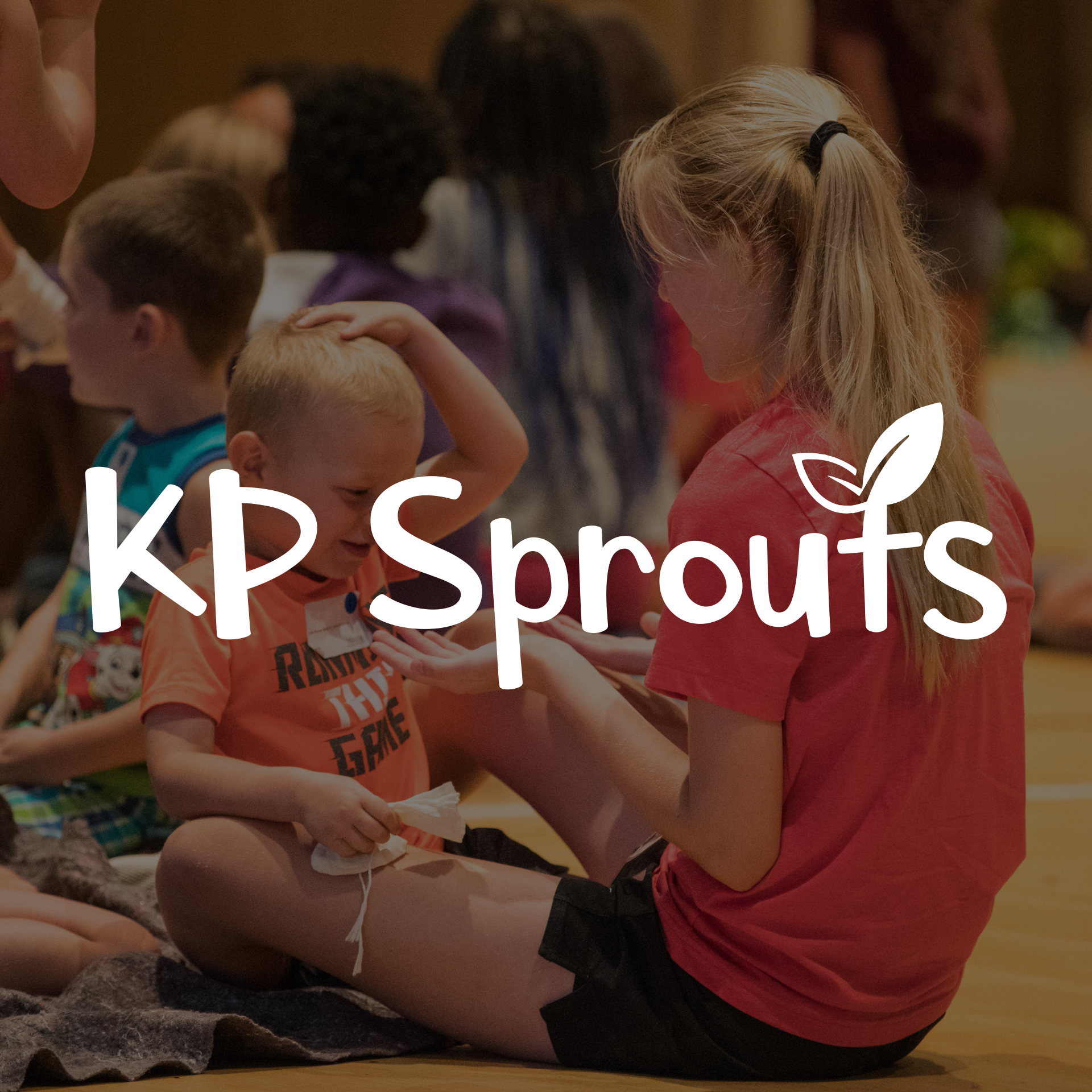 Birth – Pre k - KP Sprouts strives to provide a safe, secure, and loving environment for children where they can experience God's love and learn about Jesus in creative and age-appropriate ways.