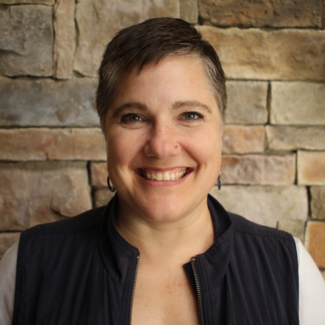 What to talk to a real person? - Megan Zarger helps lead our volunteer ministry. If you have any questions, please feel free to contact her!