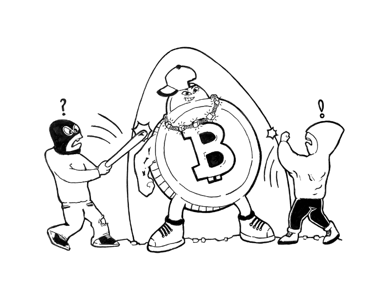 - Unlike other currencies, counterfeiting is nearly impossible due to Bitcoin's immutable blockchain technology.