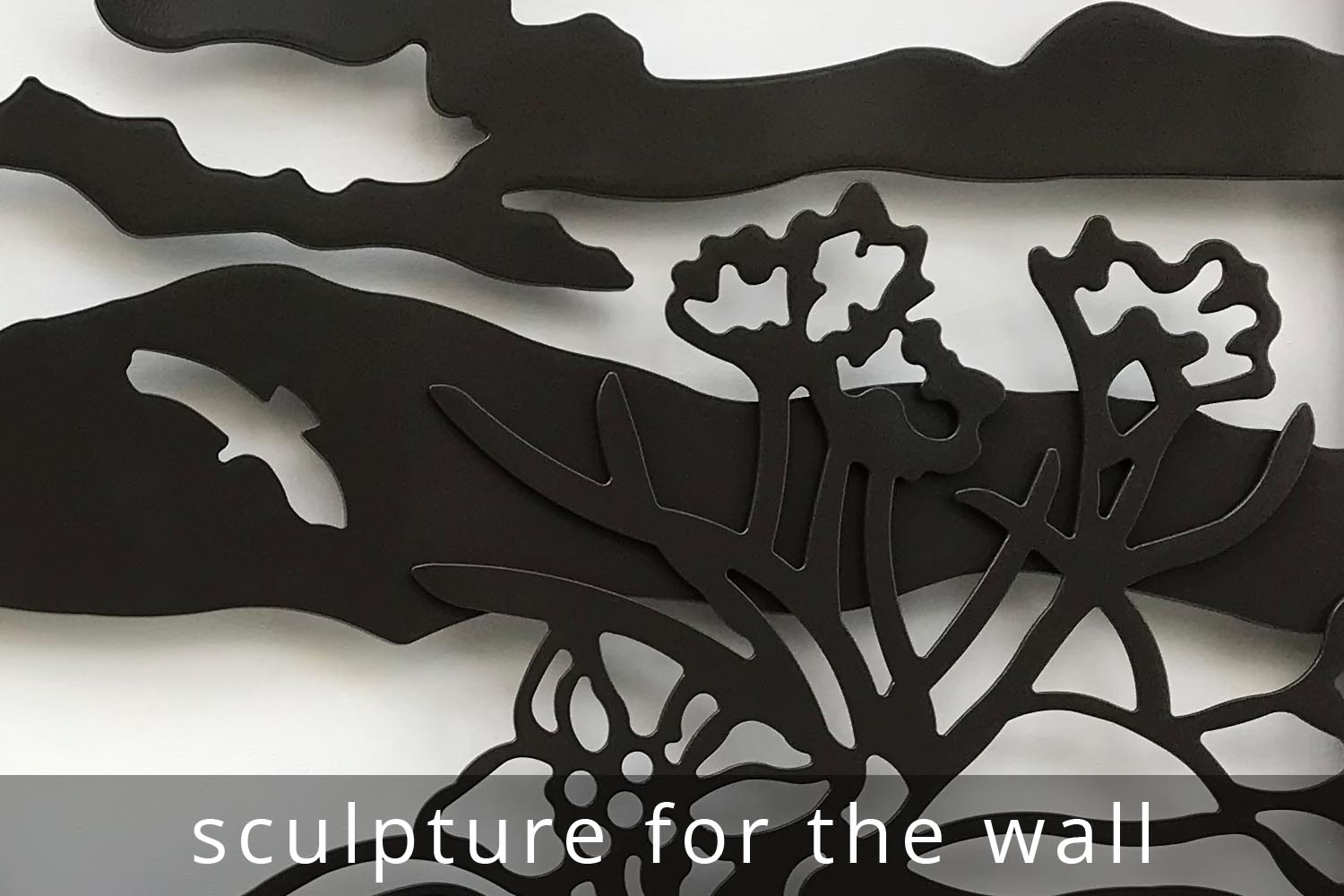 sculpture for the wall