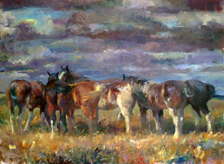 """Valerie Hinz - """"Draft Horse Conference"""""""