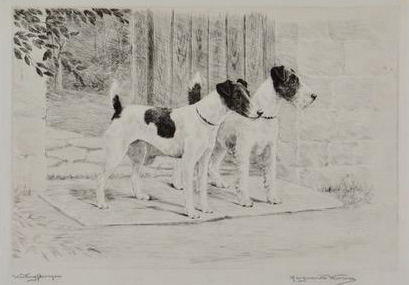 Kirmse Waiting Fox Terriers no frame.jpg