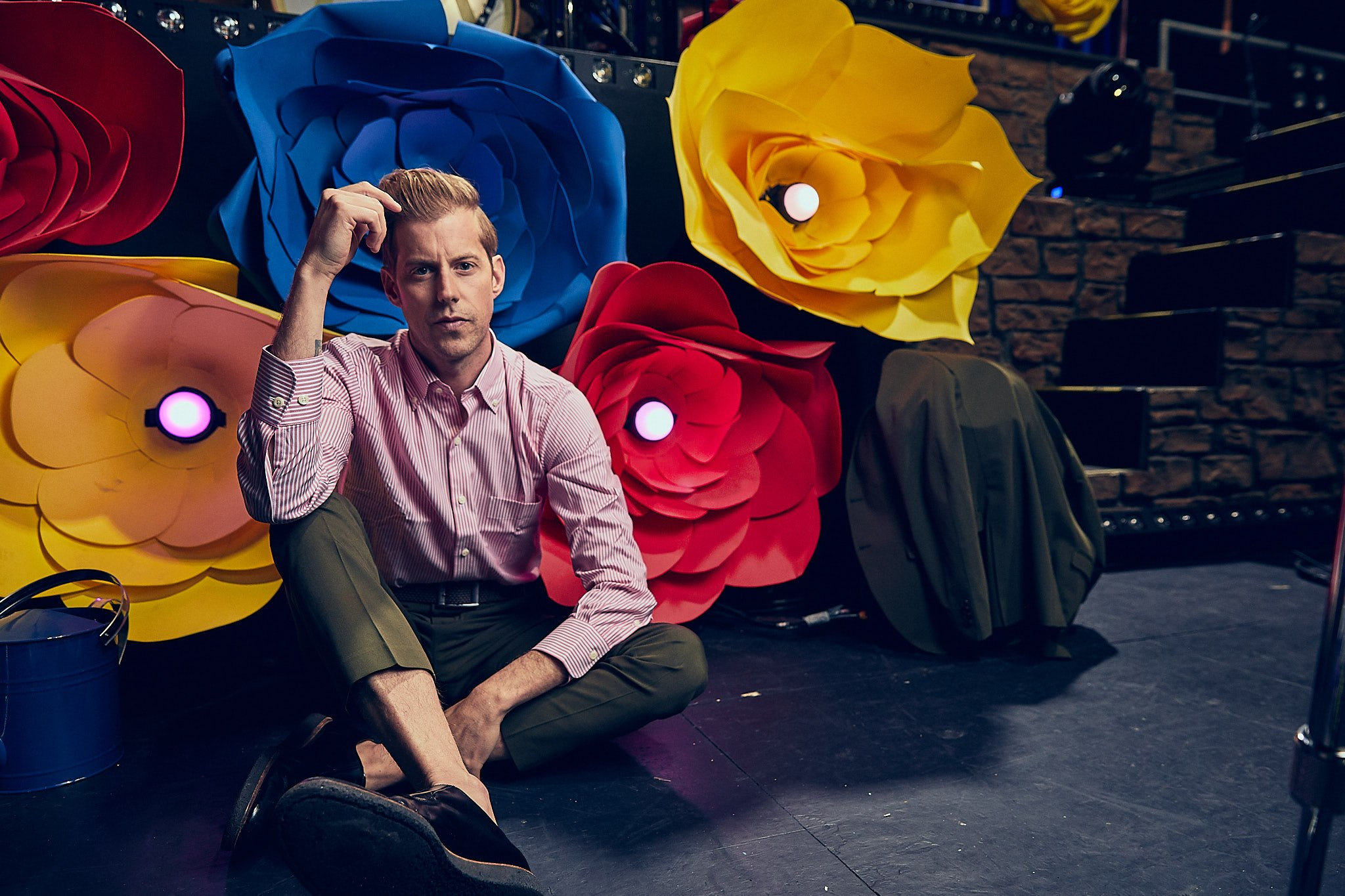 About the band - Andrew McMahon in the Wilderness