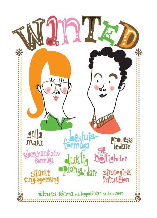 Illustration Recruting campaign