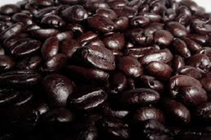 Kona Coffee Beans  Dark