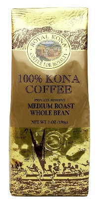 Royal Kona Coffee Blends