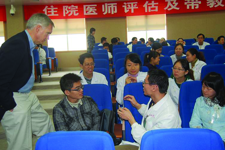 4_Faculty Training session at Xiangya Hospital.JPG