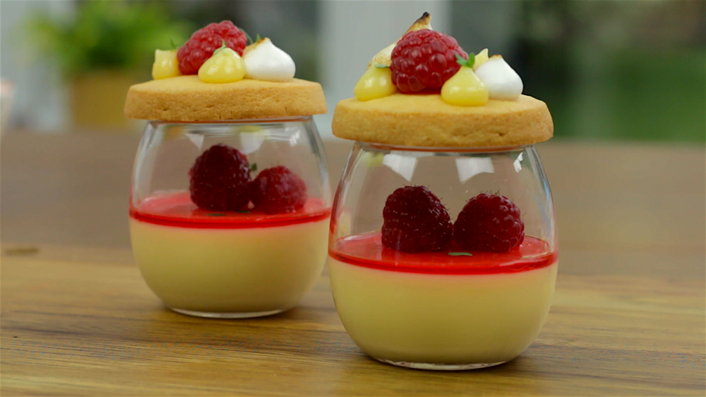 LEMON POSSET -