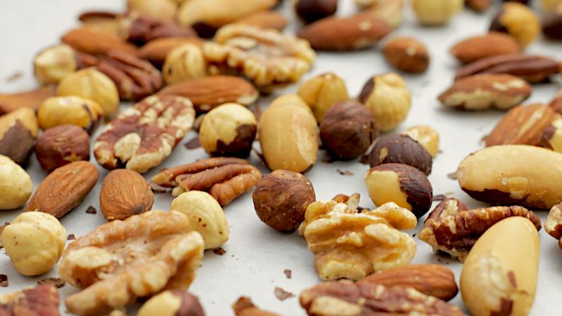 SUGARED NUTS -
