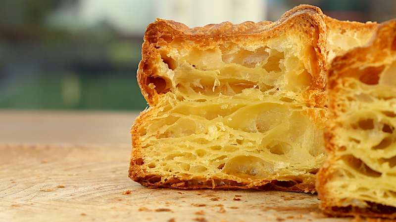 PUFF PASTRY -