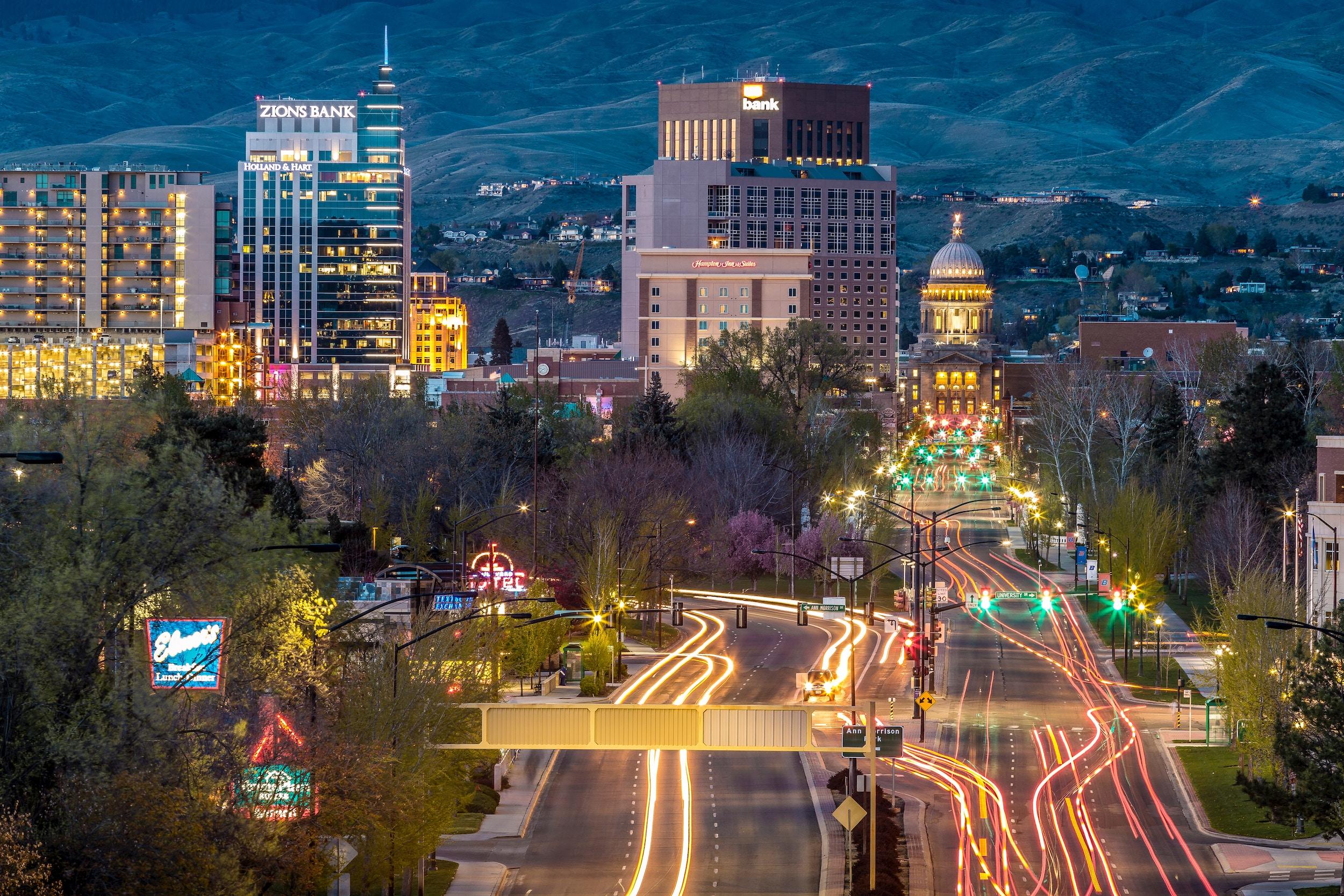 Boise, Idaho -
