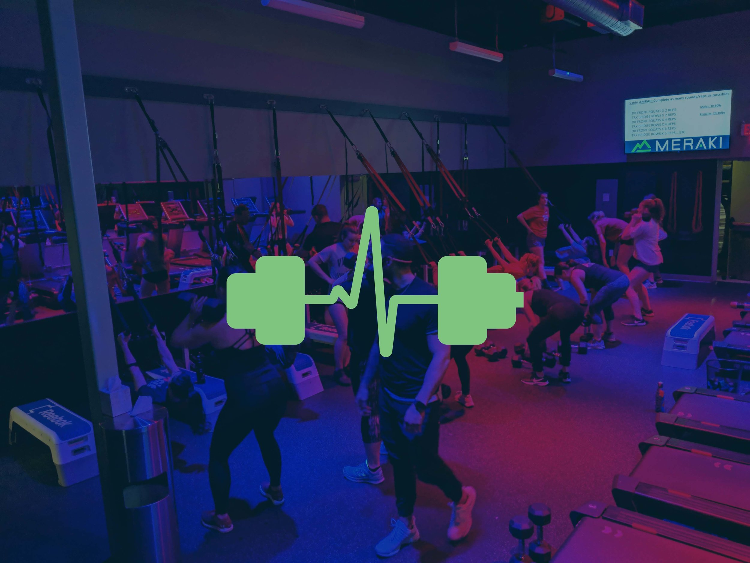 CIRCUIT - Short duration, high-intensity training utilizing bodyweight, treadmills and dumbbells.our certified coaches will lead you through your ultimate fitness experience.