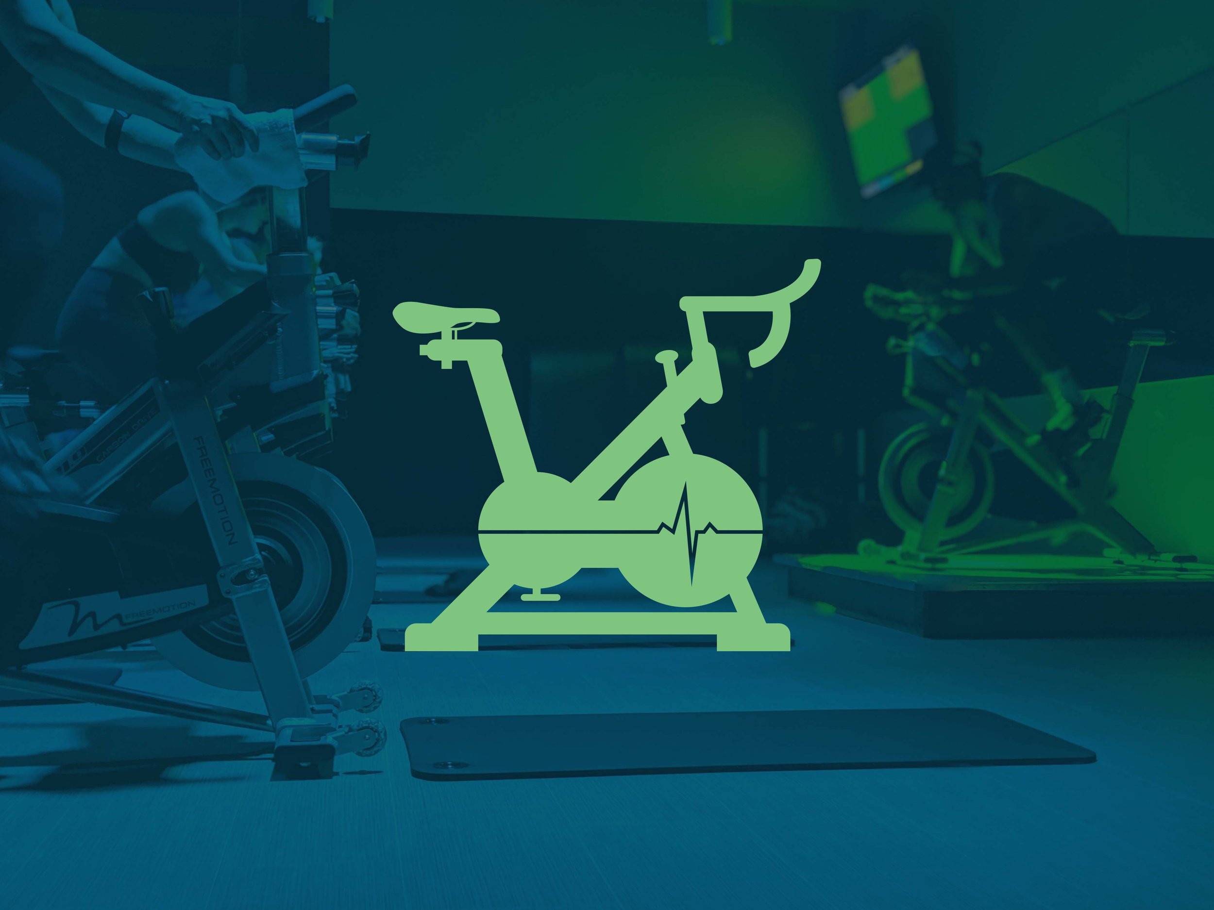 SPIN - High intensity Rythm based interval spinning that manipulates your core and legs.Our certified coaches will lead you through a cycling routine that leaves your heart pumping.