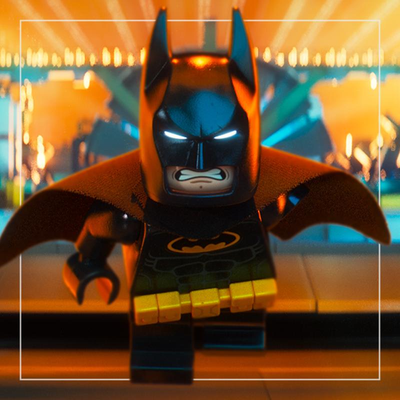 THE LEGO BATMAN MOVIE  SOCIAL