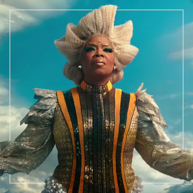 A WRINKLE IN TIME  Out of home+AV