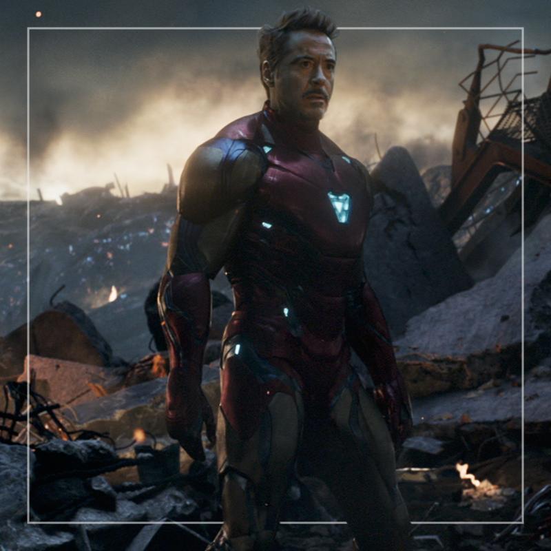 Avengers: Endgame  out of home av+social