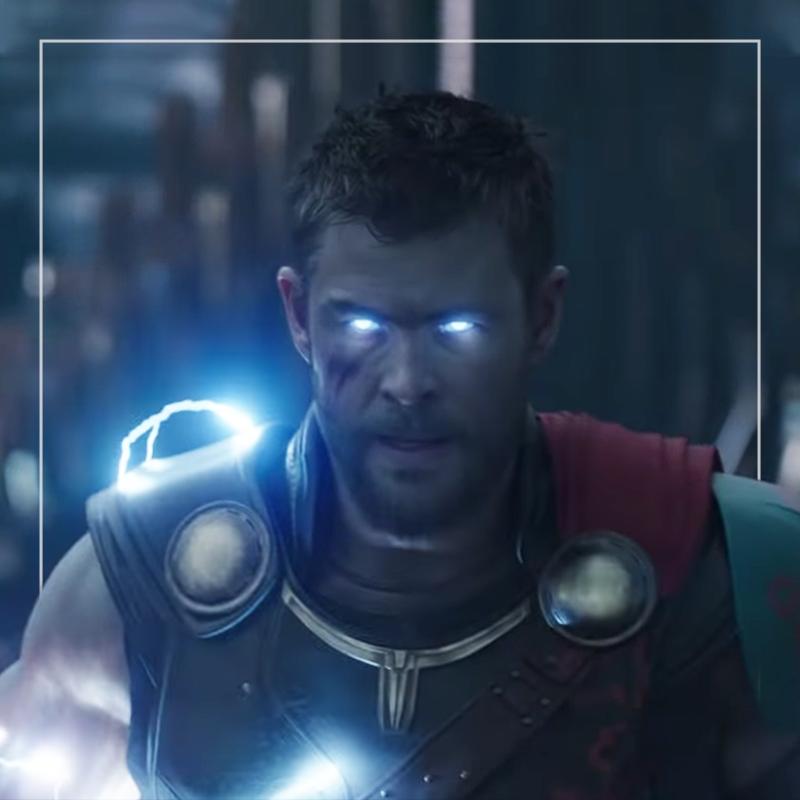 Thor: Ragnarok  out of home+av