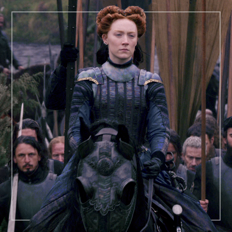 mary, queen of scots  social