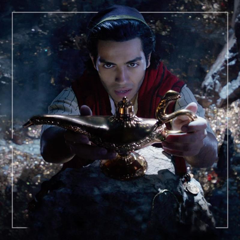 Aladdin  AV