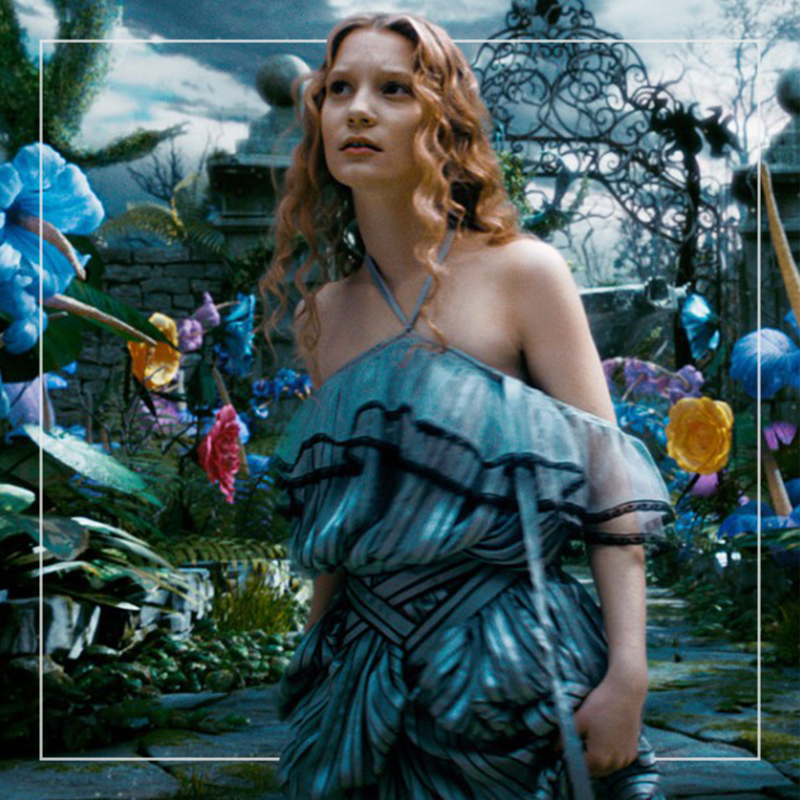 alice through the looking glass  out of home+av