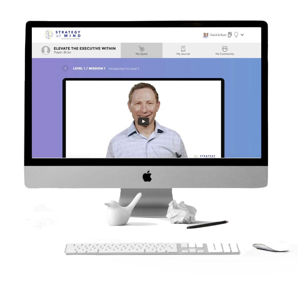 David Brendel Desktop