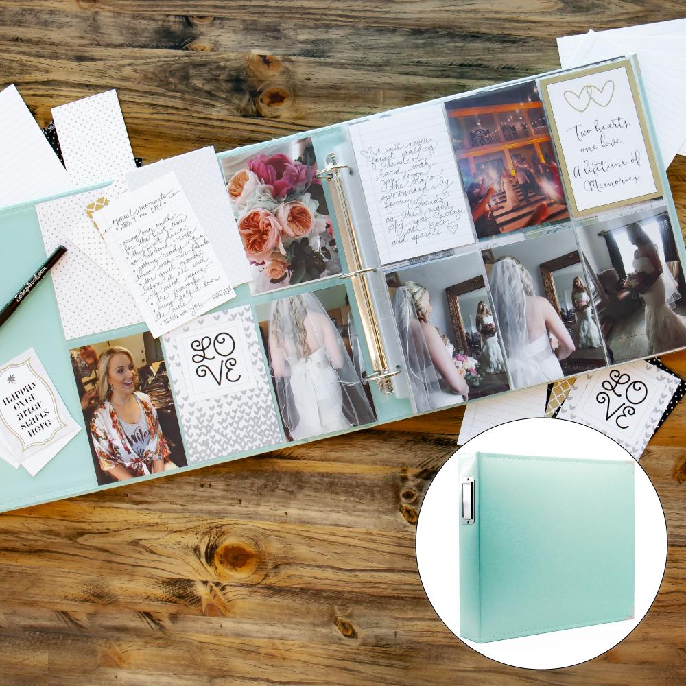 Wedding Kit with Mint Album