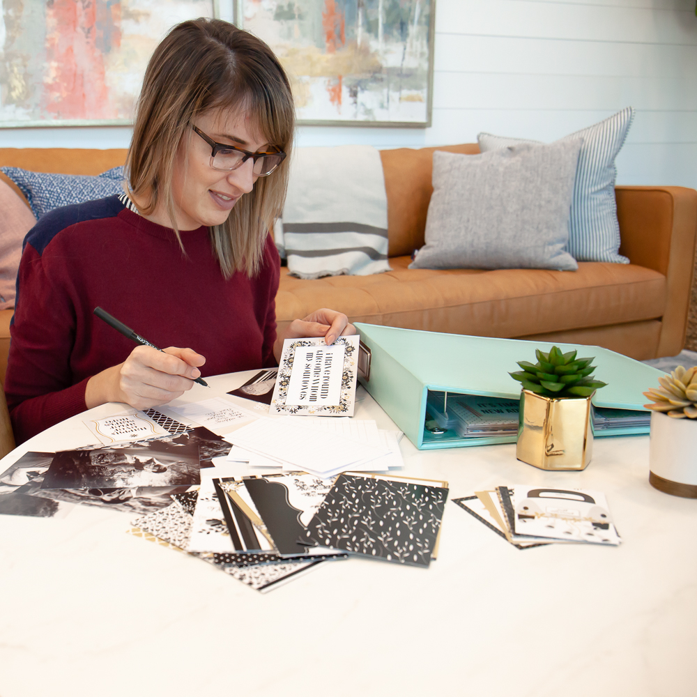 How to Create a Personalized Wedding Scrapbook