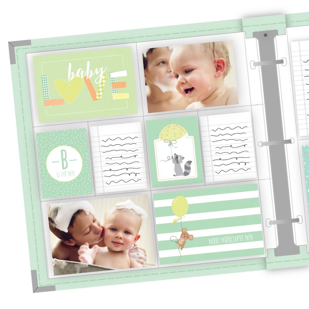 Baby Boy Easy Albums™ Kit -