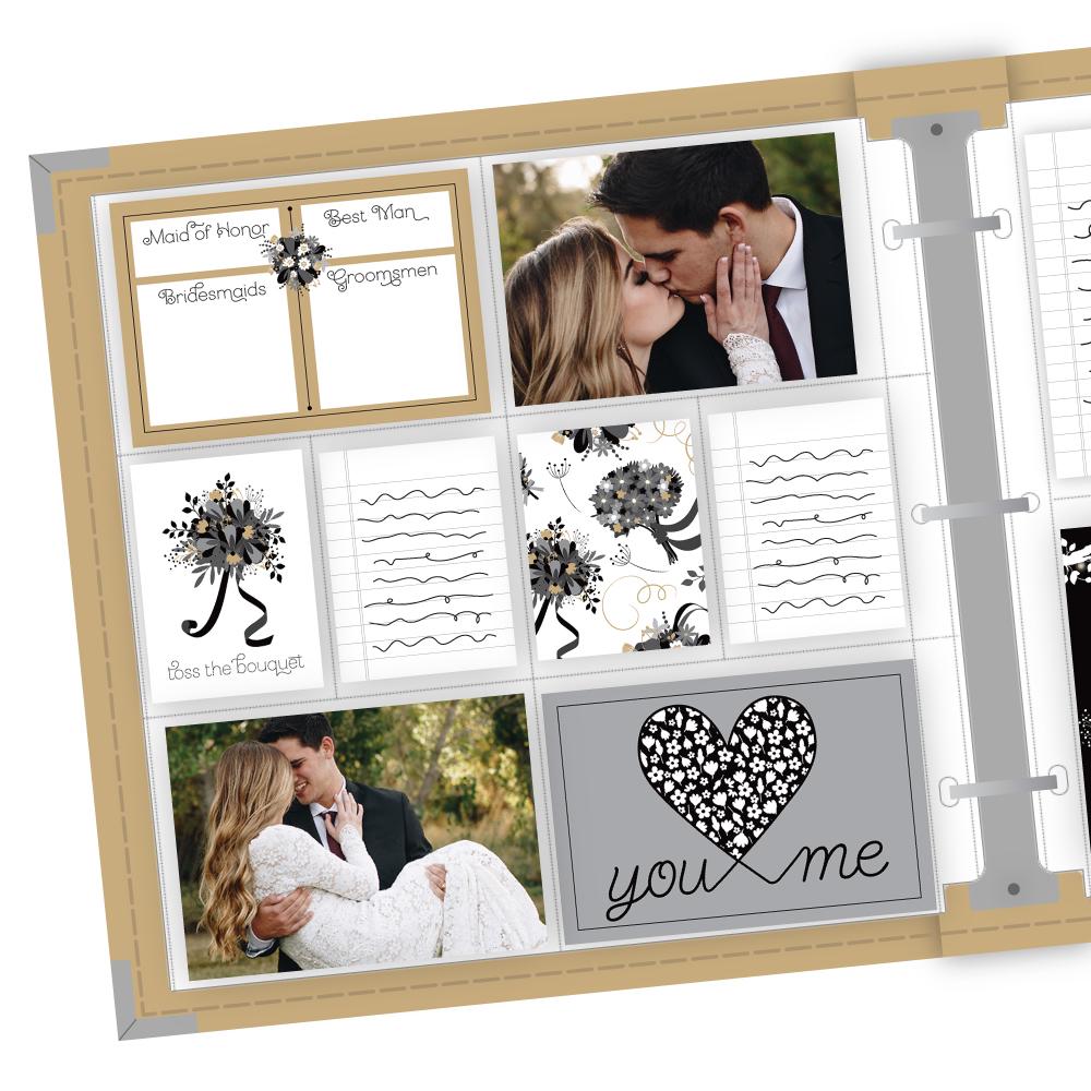 Wedding Easy Albums™ Kit -