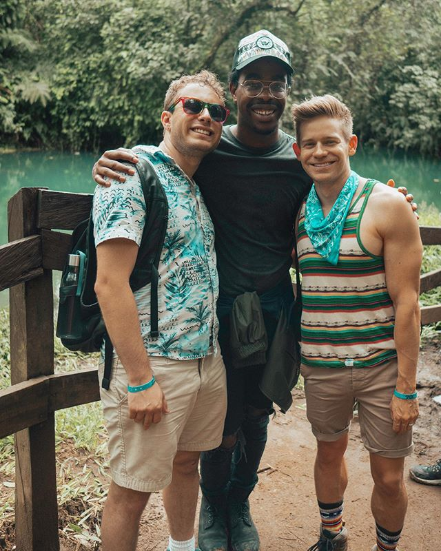 Costa Rica was a BLAST! We had such a fun week of waterfalls, volcanoes, and hot springs with our friend @keenanblogger and the rest of the crew! ☀️ 🌋 😊