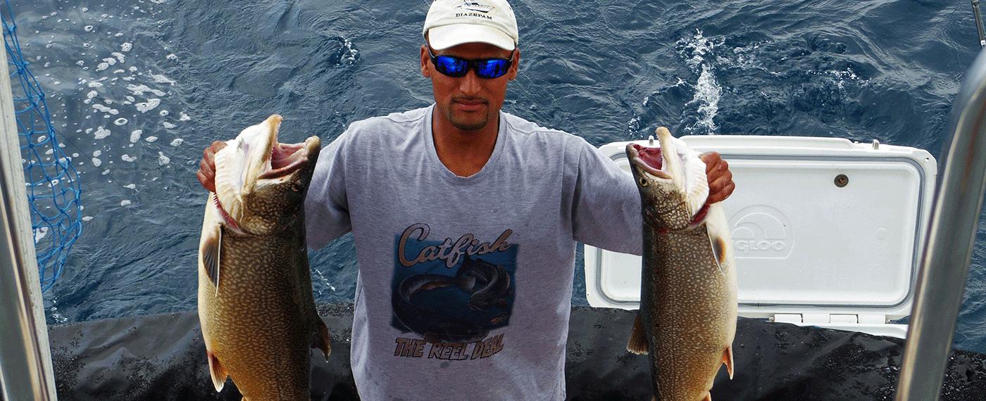 Deep Sea Fishing Adventures -