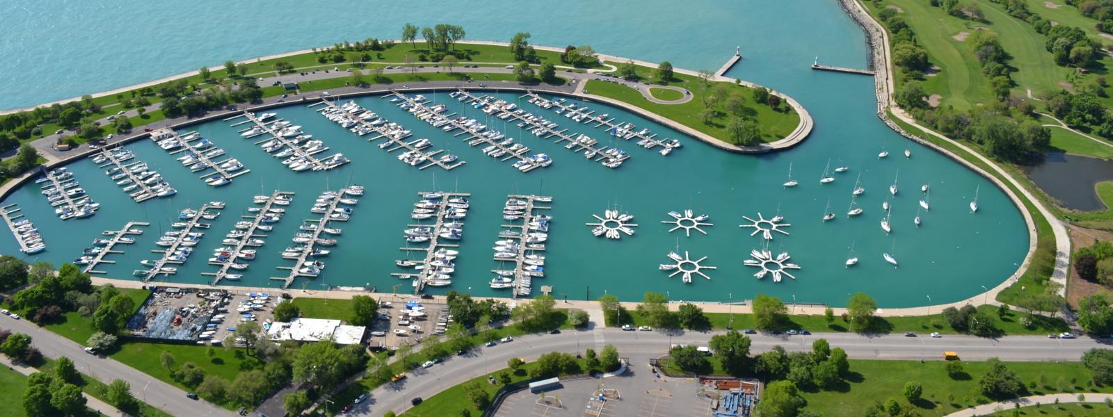 montrose harbor Chicago, IL -