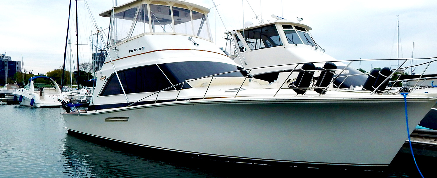 THE BEST IN HIGH-END FISHING CHARTERS